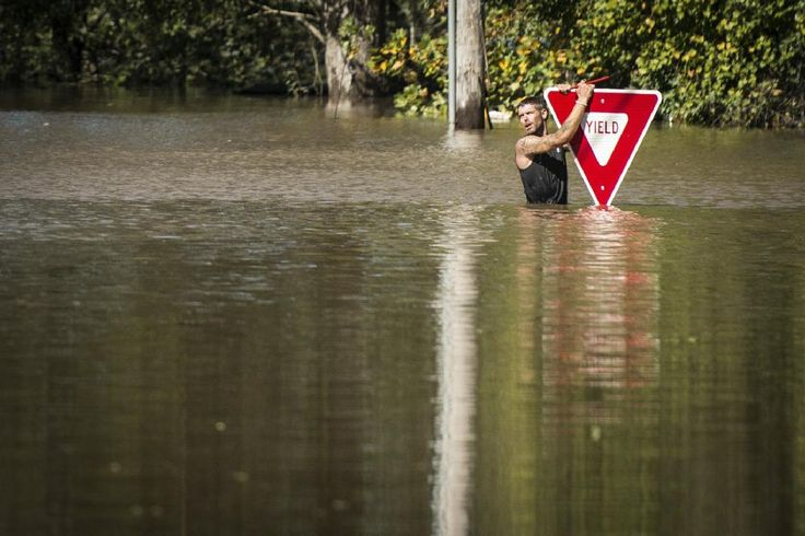 Matthew's rains overwhelm NC Major flooding to last days - Northwest Arkansas News
