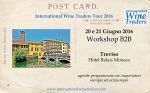 International Wine Traders Treviso #workshop #B2B #Vino #Treviso