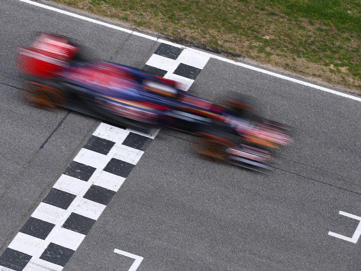 BARCELONA TEST 03 - DAY 3 & 4 | Scuderia Toro Rosso