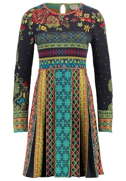 Kleding Ivko Gebreide jurk - anthrazit Antraciet: € 249,95 Bij Zalando (op 14-11-16). Gratis bezorging & retournering, snelle levering en veilig betalen!