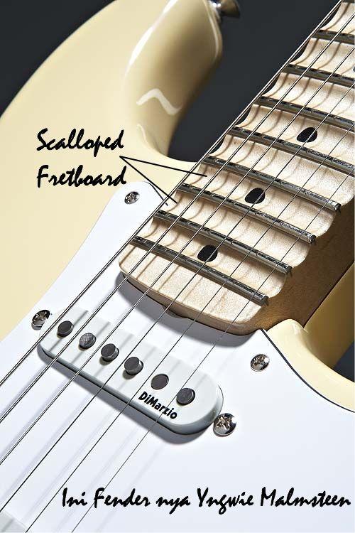Bedah Gitar: Neck