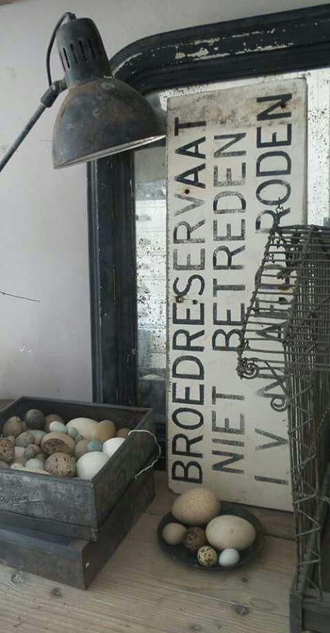 ☆ Brocante, déco vintage industrielle brocante campagne