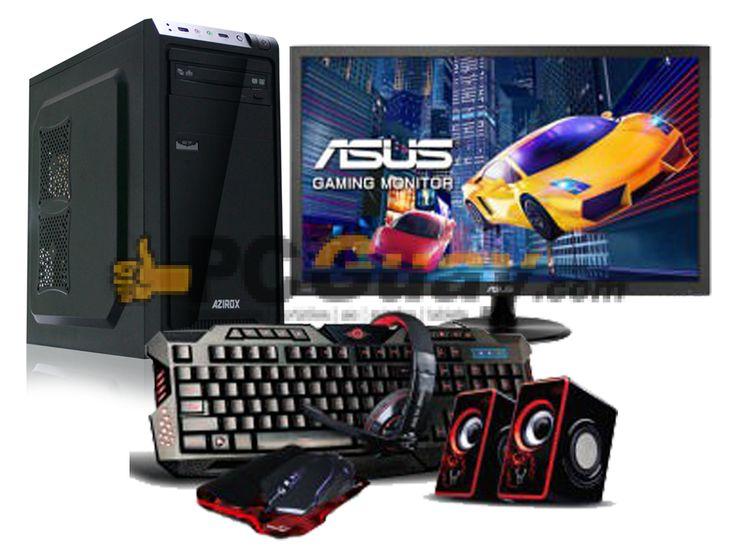 599 € - UN MEGAPACK A UN PRECIO INCREIBLE  Ordenador Completo Intel i5 - RAM 8GB RAM - 120SSD + HDD 1TB + MONITOR ASUS FULL HD 21.5'' + TECLADO + RATON + AURICULAR WOXTER STINGER FX 70  El mejor precio para un Intel Core i5, aunque no se deje engañar por ello, ya que con el procesadorIntel® Core™ i5 Quad-Core, el rendimiento está garantizado.
