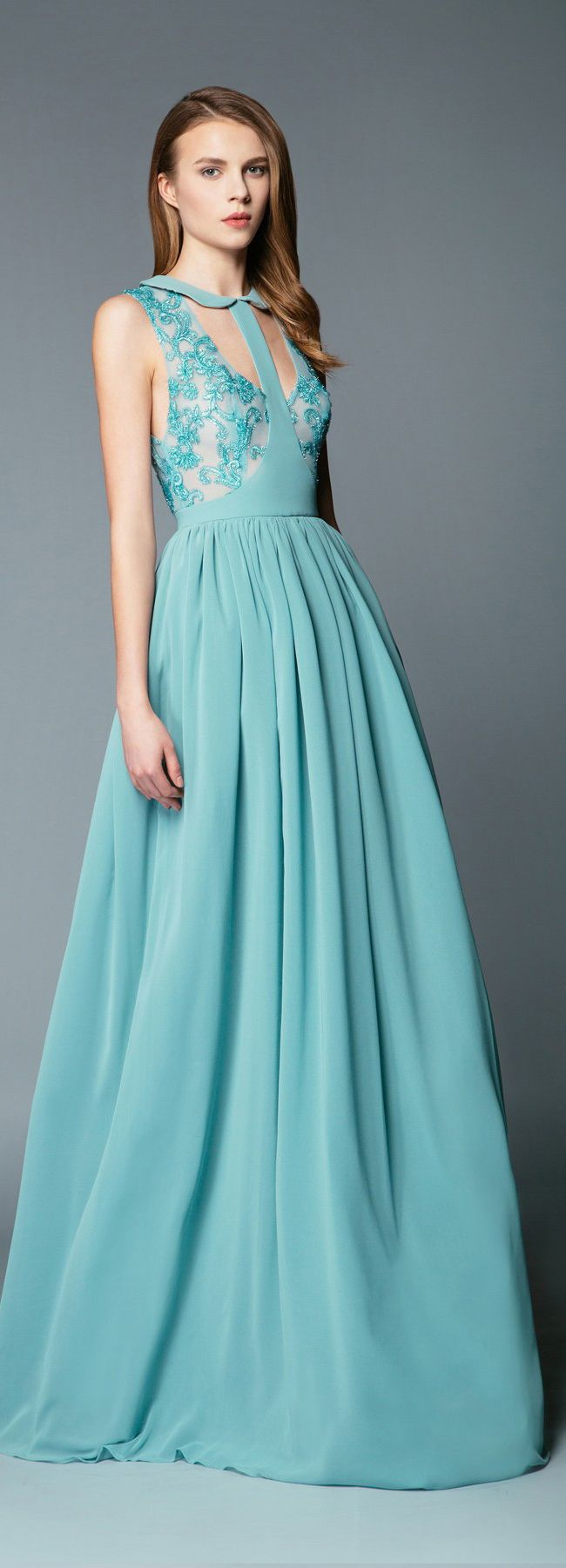 201 best Georges Hobeika... images on Pinterest | Ball dresses, Ball ...