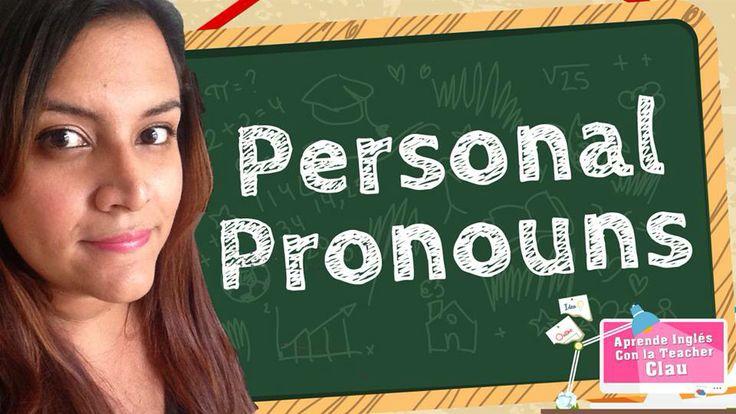 """El primer episodio de Youtube ya llego. Aprende los """"Personal Pronouns"""" o las personas en inglés.  Puedes mirarlo aquí:  http://youtu.be/M3kqP2OJagA  #ingles #episodios #youtube #clases #personalpronoun #english #like #fashion #tv"""