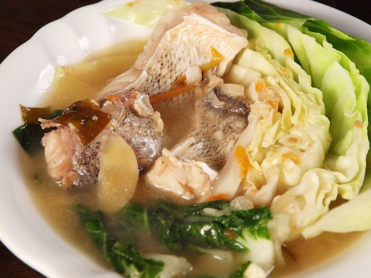 Pesa fish in miso soup filipino recipes pinterest for Filipino fish recipes