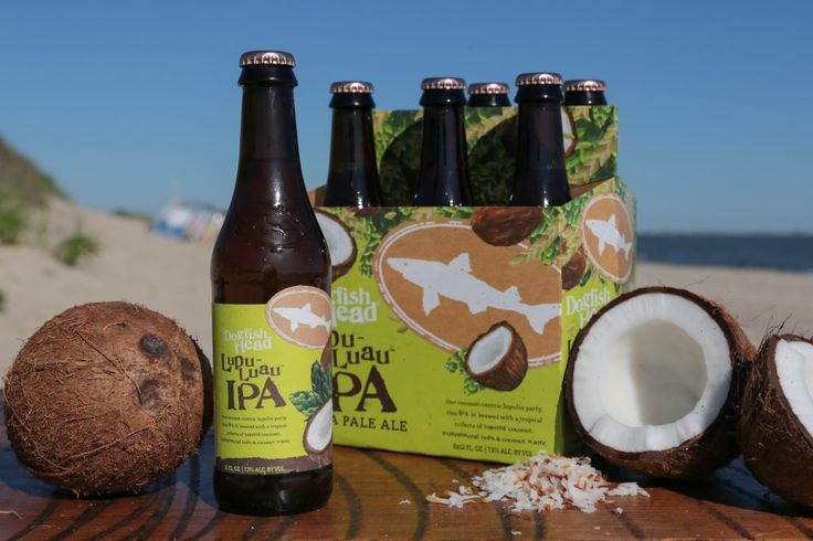 Dogfish Head Craft Brewery is excited to welcome its newest off-centered ale to the party, Lupu-Luau IPA, a coconut-centric India Pale Ale brewed with a tropical trifecta of toasted coconut, experimental hops and dehydrated coconut water.