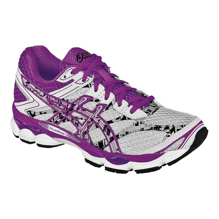 Float effortlessly through every run, coasting in light, luxurious comfort while getting enhanced safety running at night in the newly updated Womens ASICS GEL-Cumulus 16 Lite-Show