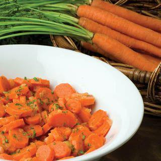 Marsala Carrots | Nutrition Facts (per serving): Calories – 169, Fat – 13.0g, Dietary Fiber – 3.2g, Protein – 1.4g, Vitamin A – 385%, Vitamin C – 13%