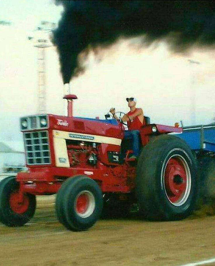 Ih Super Stock Pulling : Images about pulling tractors on pinterest john