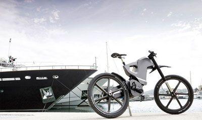 Складной велосипед Trefecta DRT