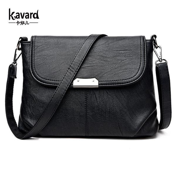 FuzWeb Kavard Women Messenger Bags High Quality Pu Leather Handbags Small  Shell Purses Bags Handbags eca8374480e00