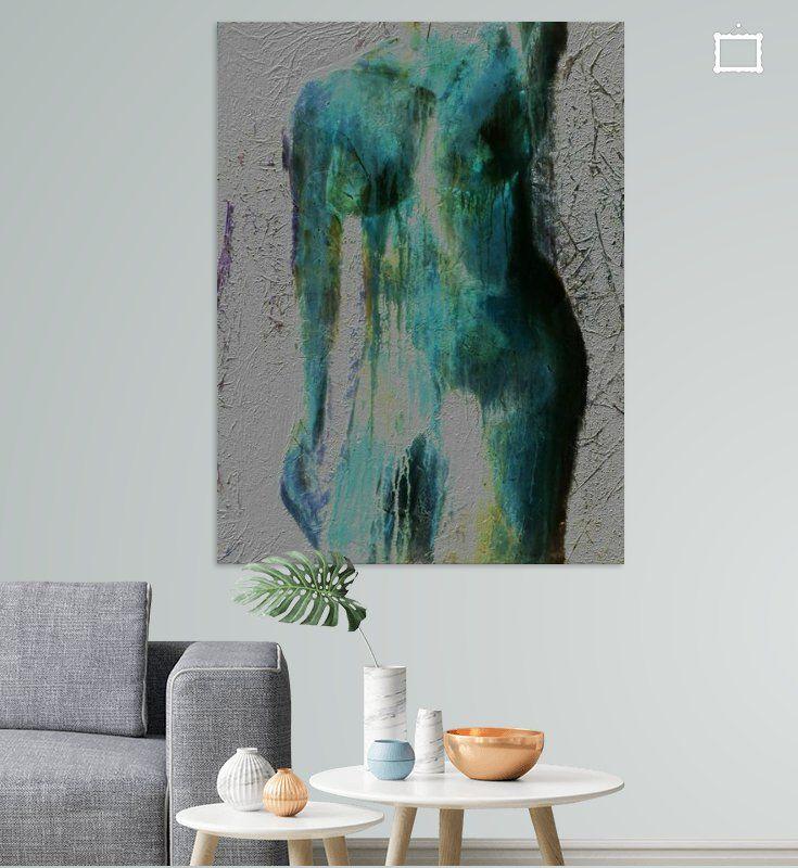 25 beste idee n over blauw schilderij op pinterest for Schilderij op aluminium