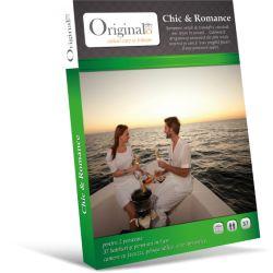 Oferă un cadou cu adevărat romantic alegând pachetul Chic&Romance de la Originalo!