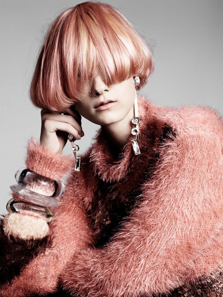 Vogue China November 2015 Model: Yumi Lambert, Marga Esquivel, Chen Xi Photographer: Terry Tsiolis