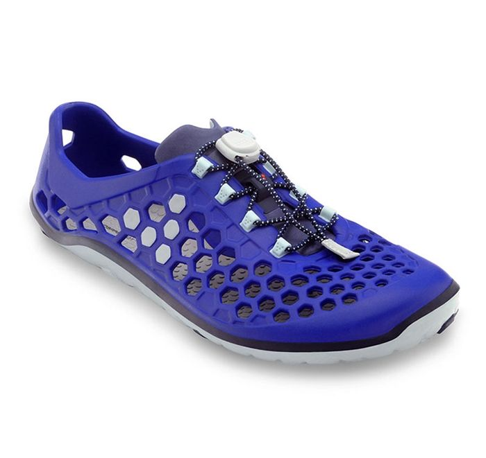 Chaussures Vivobarefoot Ultra II Bleu Royal et Navy Homme - Taille 44