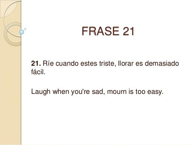 Frases En Ingles Traducidas A Espanol Frases Pinterest