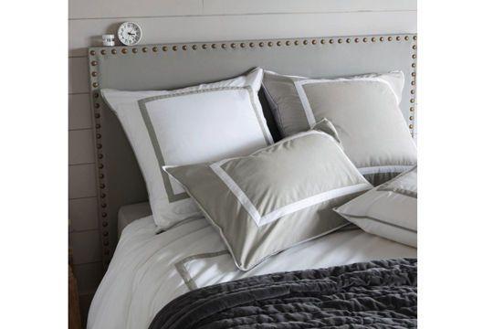Tête de lit capitonnée, tête de lit design, tete de lit bois : 20 têtes de lit qu'on aime - CôtéMaison.fr