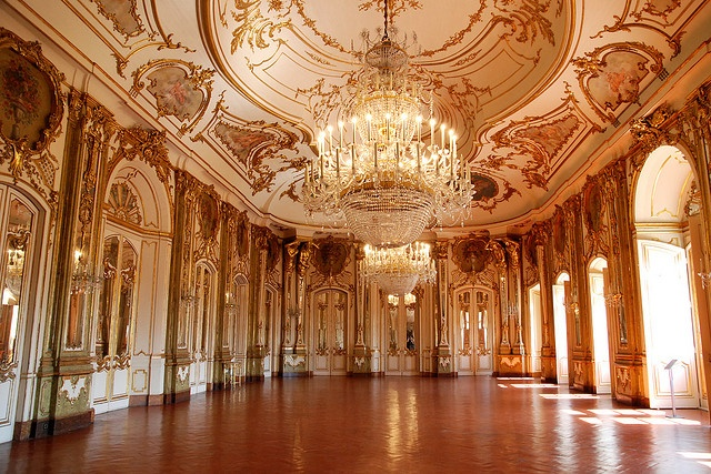 The Queluz National Palace is a Portuguese 18th-century palace, in the district of Lisbon