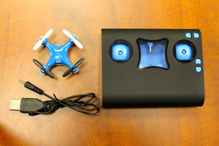 Axis Wallet Drone - World's Smallest Quadcopter