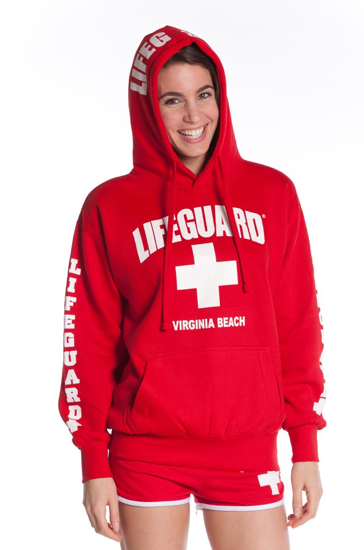 Beach Lifeguard - Girls Red East Coast Lifeguard Hoodie, $38.00 (http://www.beachlifeguard.com/girls-red-east-coast-lifeguard-hoodie/)