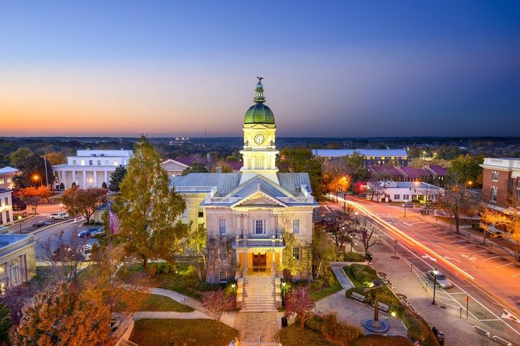 """Recently voted one of """"America's Prettiest Towns,"""" here are 13 things to see and do in Athens, Georgia, an charmingly eclectic destination worth a visit."""