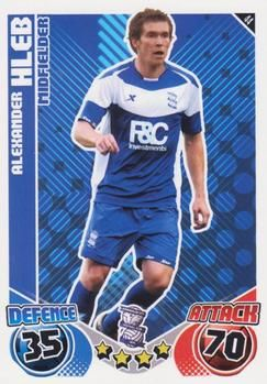 2010-11 Topps Premier League Match Attax #44 Alexander Hleb Front