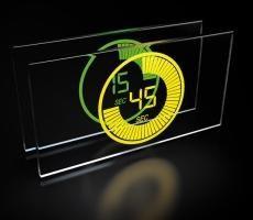 Lumineq Transparent TASEL Display plaaplaa