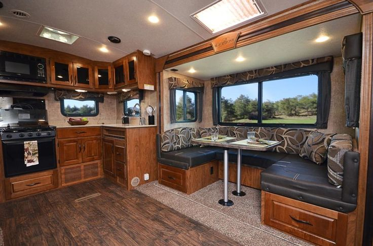 ORV Blackstone Luxury Travel Trailer