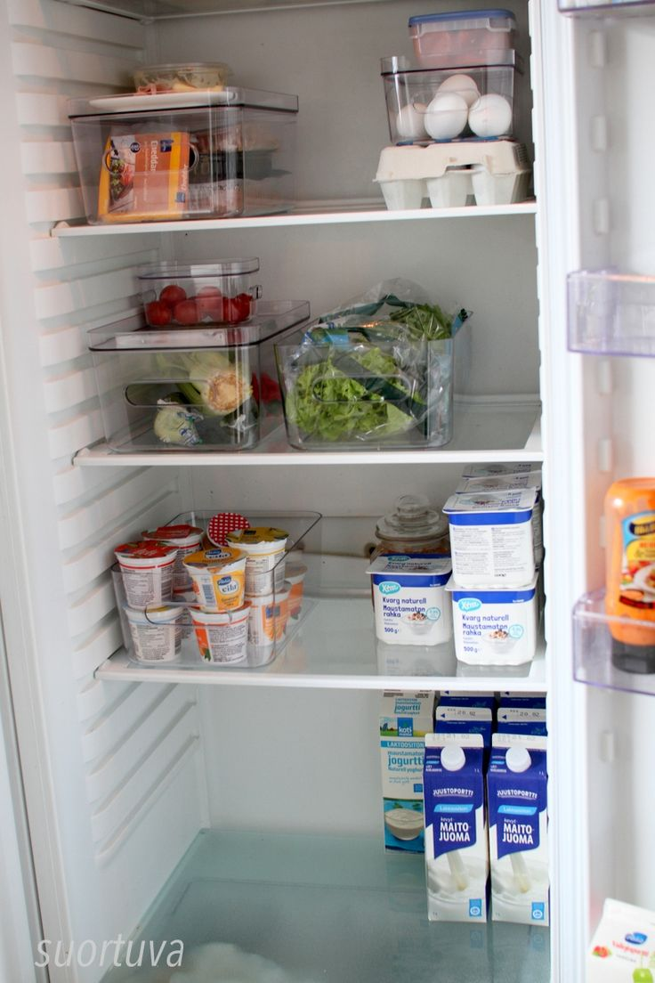SmartStore™ Compact Clear for fridge storage