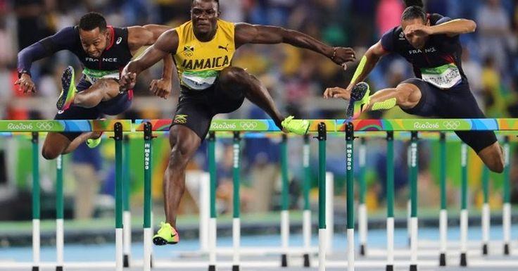 Ρίο 2016 - Στην Τζαμάικα για πρώτη φορά το χρυσό και στα 110μ. με εμπόδια