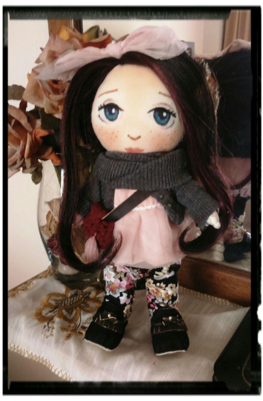 Miss.egg handmade doll!!!!