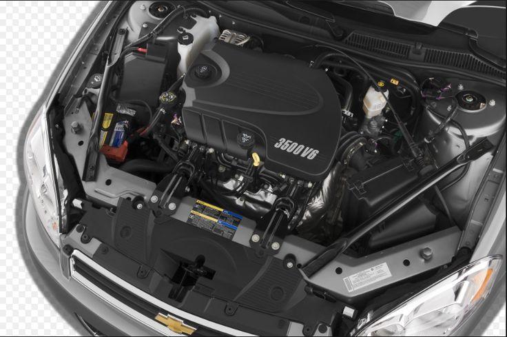 2018 Chevrolet Impala Engine and Performance