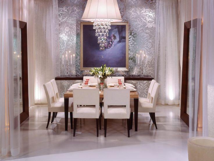 Jorge Castillo Interiors - modern Dining Room