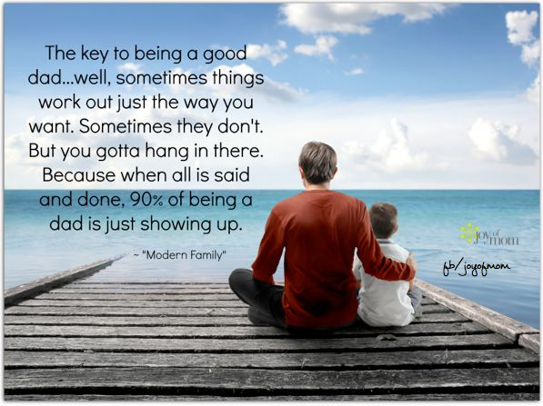 17 Best Being A Dad Quotes On Pinterest