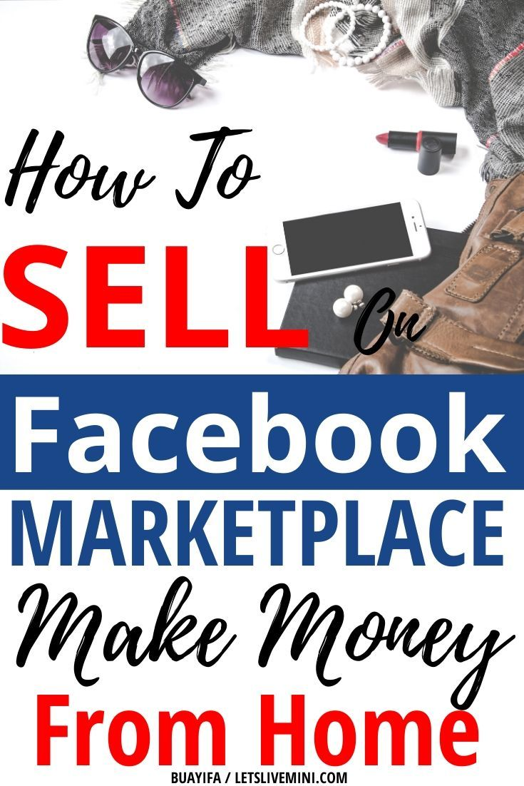 How To Make Money Using My Facebook Account
