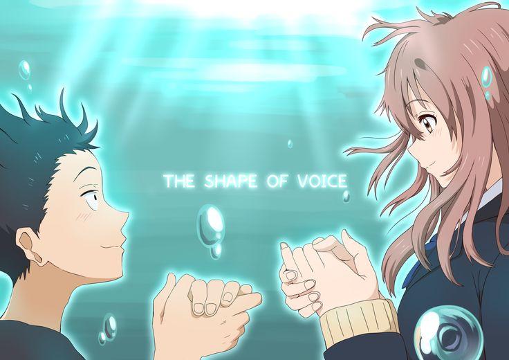Anime Koe No Katachi  Shouko Nishimiya Shouya Ishida Wallpaper