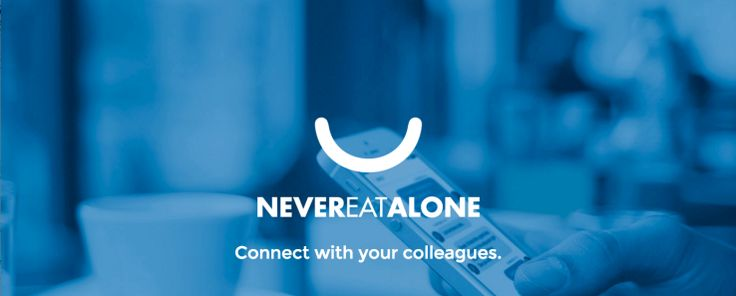 With Never Eat Alone, Never Eat Alone   TechCrunch