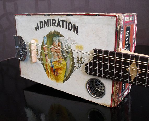 Cigar Box Mandolin / Guitar - Electric - Made in Maine. $419.00, via Etsy.Cigars Brand, Guitar Electric, Electric Mandolin, Cigars Boxes Mandolin, Boxes Instruments, Cigar Boxes, Boxes Guitar, Guitar Shops, Jellyhawk Studios