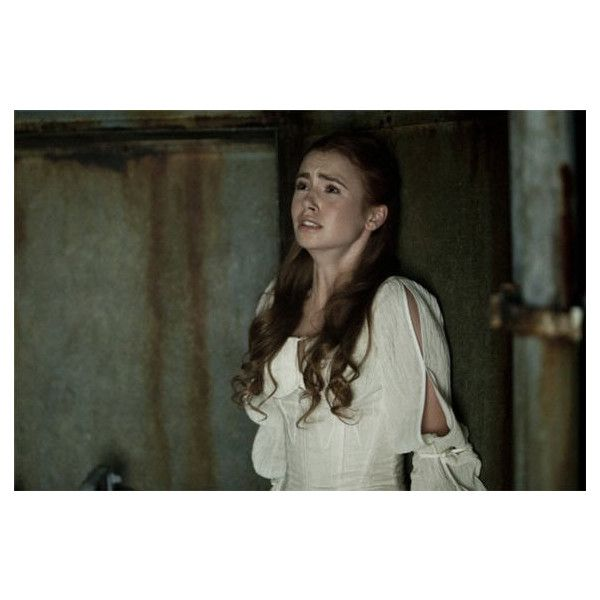 Lily Collins Plays a Priestess Kidnapped by Vampires in Priest ❤ liked on Polyvore featuring lily collins, girls, people, pictures and ladies