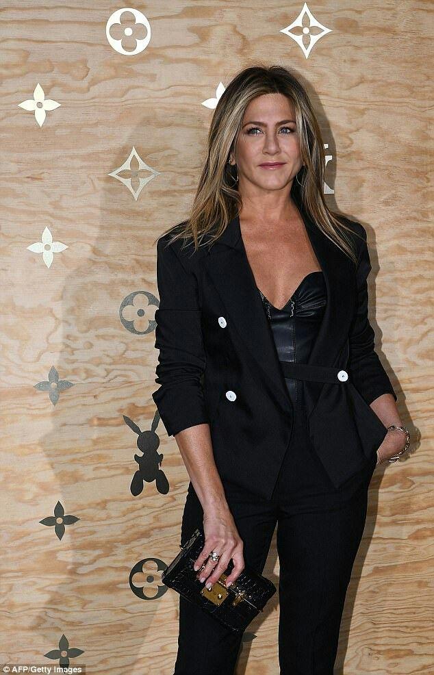 Jennifer Aniston. Just beautiful
