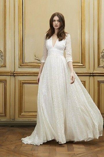 abiti da sposa manica lunga pizzo - Cerca con Google