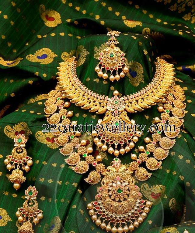 Antique Bridal jewellery Collection
