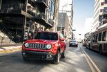"""Jeep may be new to the small sport utility vehicle segment, but officials are already touting the new 2015 Renegade as the most capable subcompact. The Renegade, according to officials, combines the brand's heritage with new styling to appeal to """"youthful and adventurous"""" buyers. Looking at the vehicle, it's definitely a Jeep. Unlike the brand's newest launch -- the 2014 Cherokee -- it is boxy with a front facia similar to the iconic Wrangler."""