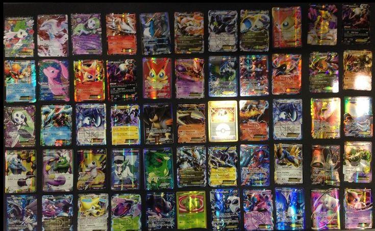 Pokemon 100 Card Lot
