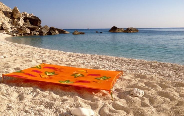 Accessorio Spiaggia - Soluzione Kit Tendi Pareo Anti-Sa...