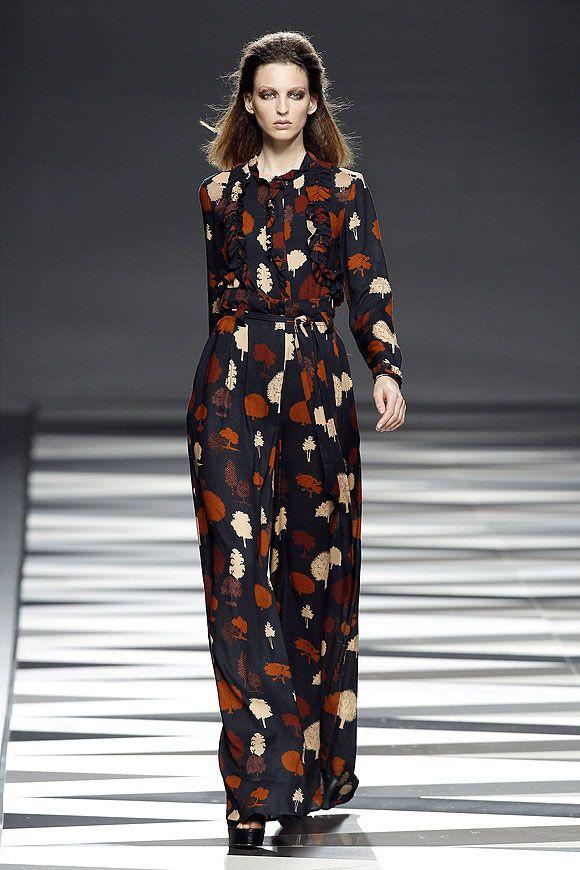 Resultado de imagen de semana de la moda madrid 2016