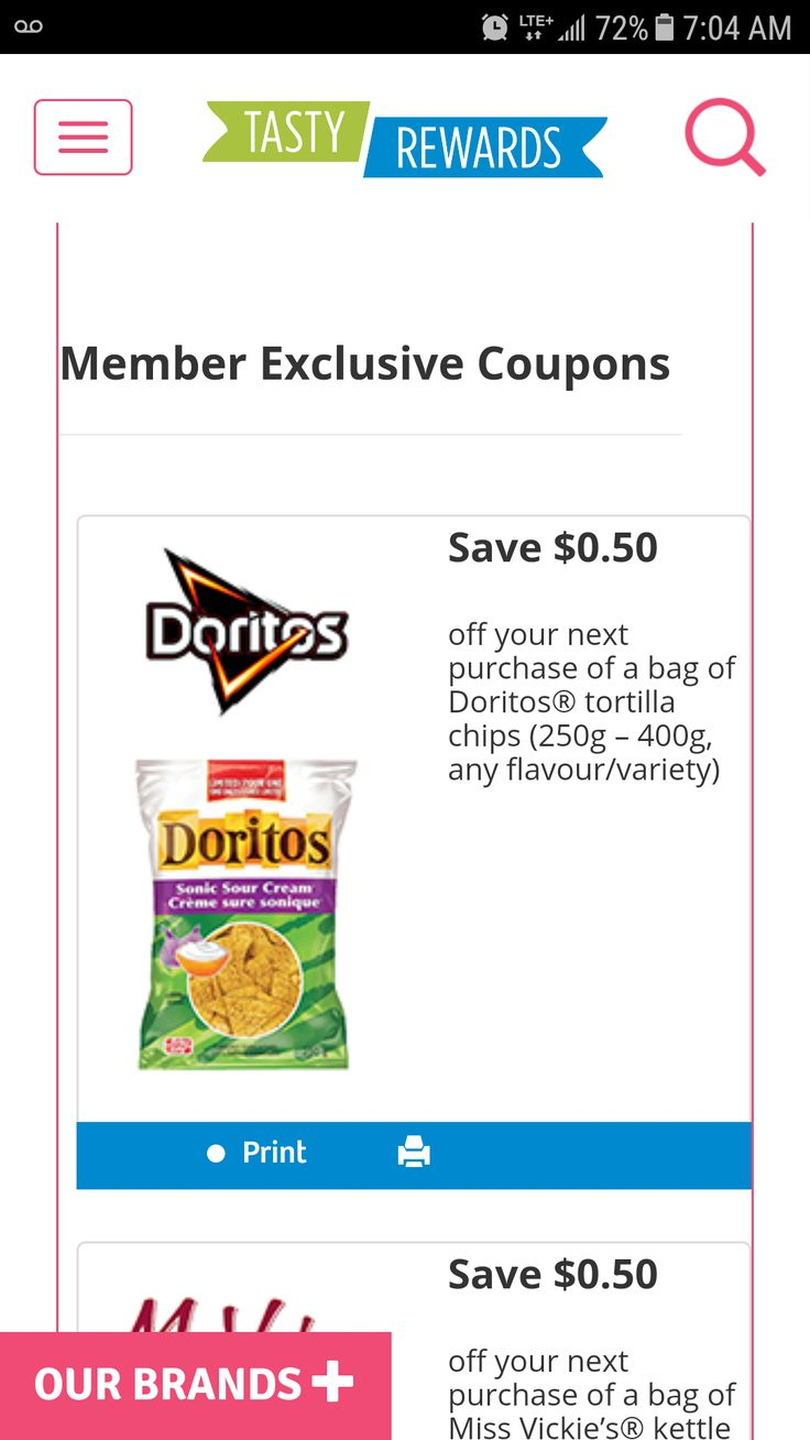Alert!! New Canadian Coupons!! – Canadian Savings Group