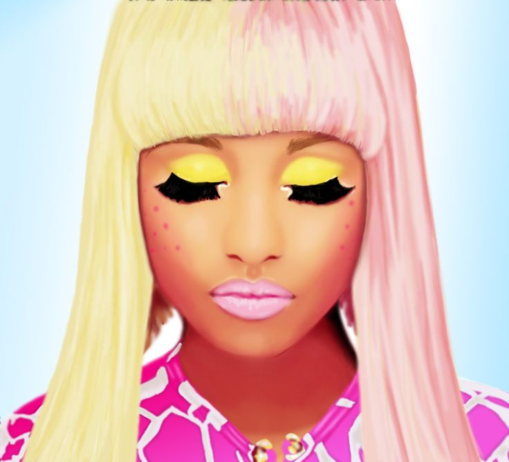 dope swag and tumblr drawing off nicki | Drawing/Images