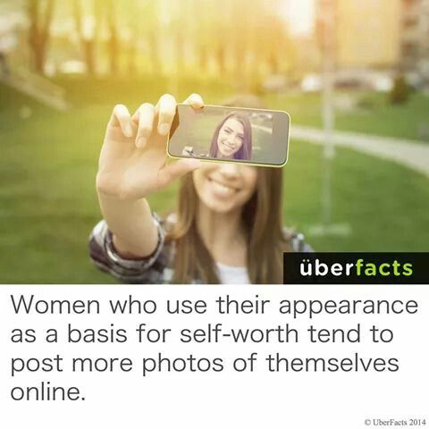 uberfacts selfie